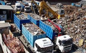 immondizia camion