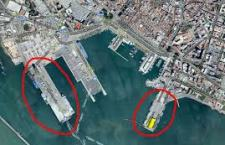 Nuovo terminal crociere per il porto di Cagliari. Sarà realizzato in vetro e acciaio al Molo Rinascita