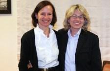 Porto Trieste: record petrolifero e traffico in crescita. Marina Monassi (Ap) e Ulrike Andres (TAL) presentano i dati