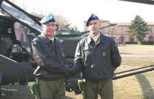 Il generale Callegaris, capo dell'aviazione dell'Esercito, uno dei morti sull'elicottero precipitato nel viterbese