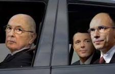 Asse Berlusconi-Grillo contro Napolitano. E Renzi? Forza Italia sposa l'impeachment per abbattere tre muri in un colpo solo: il Colle che conserva, Renzi che dialoga e le riforme che sparigliano