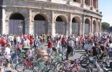 A primavera Roma sarà capitale anche delle biciclette. Raduno nazionale dei ciclisti e nuove norme su piste ciclabili