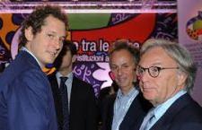 Su Rcs editrice del Corriere della Sera rissa al vetriolo tra John Elkan e Diego Della Valle. E mister Tod's è deciso ad andare in Tribunale