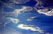 Per la Nasa l'agonia del lago di Aral non è tanto grave. Solo la metà dell'acqua persa è scomparsa per sempre