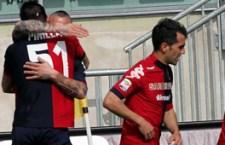 Cagliari-Fiorentina 1-0 al Sant'Elia e Udinese che batte il Bologna 0-2 al D'Allara. Poi Milan-Torino 1-1