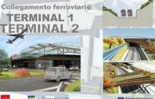 A ottobre 2014 cominceranno i lavori a Malpensa per collegare con la ferrovia i Terminal T1 e T2 dell'aeroporto