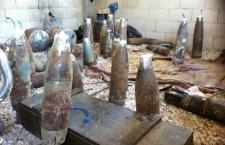 Forti ritardi nell'imbarco delle armi chimiche siriane da distruggere dopo un trasbordo nel porto di Gioia Tauro