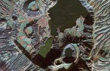 L'Isola di San Miguel nelle Azzorre nell'immagine dell'Agenzia Spaziale Europea