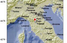 Terremoto di 3,8 tra Firenze e Bologna