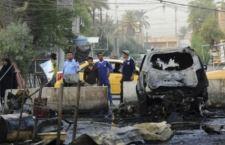 Mentre l' Isis perde terreno, morti e feriti in attentati a Baghdad