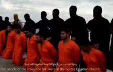 Nuovo  terribile video dell'Isis: uccisi cristiani etiopi in Libia. Alcuni decapitati
