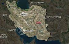 Terremoto in Iran nei pressi di una centrale nucleare