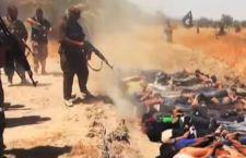 Orrore su orrore: ci sarebbero 1700 cadaveri in fosse comuni dell'Isis a Tikrit