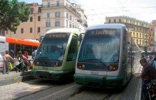 Numerosi feriti a Roma per uno scontro tra tram e bus