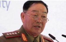 Fucilato anche il ministro della Difesa della Corea del Nord