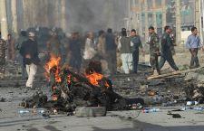 Attentato suicida a Kabul al Ministero della Giustizia: un morto e 13 feriti