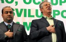 Bossi e ex tesoriere della Lega Belsito rinviati a giudizio