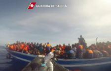 Di nuovo in emergenza sulle acque del Mediterraneo. Circa 6000 arrivi in 2 giorni