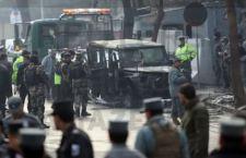 Attentato a Kabul provoca la morte di 5 persone e il ferimento di altre 43