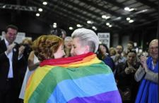 Referendum irlandese dice si alle nozze gay