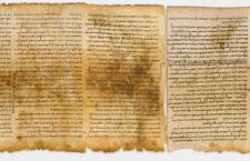 Esposti per la prima volta a Gerusalemme i Rotoli del Mar Morto, la Bibbia più antica al mondo