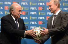 La calciopoli mondiale finisce in caciara con gli interventi dei politici. Putin a spada tratta contro gli Usa