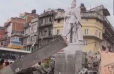 Aumenta numero dei morti , 65, secondo terremoto in Nepal e i feriti sono oltre 2000