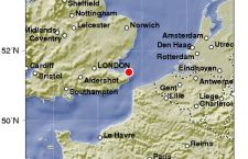 Scossa di terremoto vicino Londra: 4.3. Sorpresa generale, ma non è la prima volta