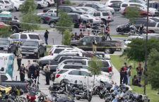 Nove morti e 18 feriti per una sparatoria ad un raduno di motociclisti nel Texas