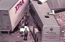Cascate del Niagara: autista e due passeggeri morti su bus di italiani. 13 in ospedale