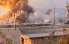 Quadruplo attentato suicida Isis provoca 11 morti tra i militari iracheni- Video