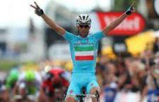 Grande riscatto di Vincenzo Nibali al Tour