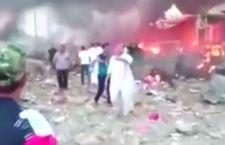 Iraq:100 morti per attentato suicida per la fine del Ramadan nei pressi di Baghdad. Molti bambini tra le vittime