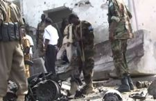 Mogadiscio: potente bomba distrugge l'albergo dei diplomatici stranieri