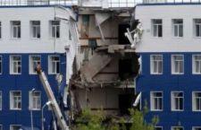 Siberia: crollo in caserma di paracadutisti. 23 morti