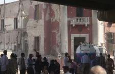 Autobomba distrugge Consolato italiano al Cairo. Un morto e  cinque feriti
