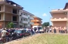 Famiglia sterminata da guardia carceraria per una banale discussione per un parcheggio. 4 morti nel casertano