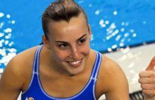 Tania Cagnotto oro dal trampolino di un metro. Dopo 40 anni Italia vince un mondiale di tuffi