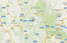 Scossa di terremoto d'intensità 3 avvertita nel reatino e in Umbria