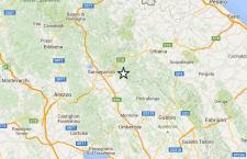 Terremoto in Umbria avvertito in larga parte dell'Italia centrale, soprattutto a Perugia, Toscana e Marche