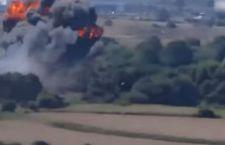UK: segnalata la scomparsa di 200 persone dopo l'esibizione aerea per cui sono morte 11 persone. C'è anche un italo britannico