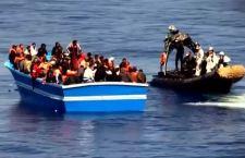 Arrestati gli 8 scafisti del barcone su cui sono morti in 49, soffocati nella stiva