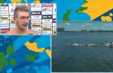 Oro e bronzo per l'Italia nella 25 chilometri di nuoto ai mondiali in Russia