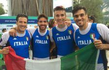 Bella giornata per lo sport italiano. Fognini, Ferrari, 4 senza, De Marchi e Aru alla Vuelta spagnola. Stona solo il basket