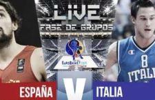 Impresa dell'Italia del basket che domina 105 a 98 la fortissima Spagna