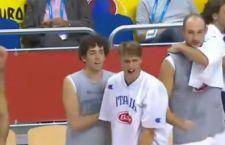 Europei di basket: Italia si ferma con la Lituania