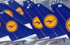 Domani disagi nei cieli europei per sciopero piloti Lufthansa
