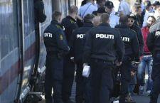 La Danimarca chiude autostrada ferma i treni a causa dei migranti