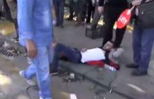 Ankara: sale a 30 morti e 126 feriti il bilancio dell'attentato contro il corteo della pace