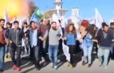 30 morti e 126 feriti ad Ankara per attentato contro i curdi democratici. Forse attentato suicida